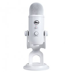Blue Yeti Whiteout