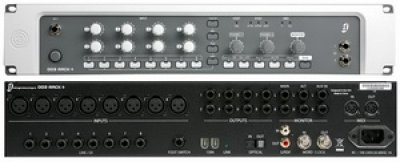 Digidesign 003 Rack + Factory