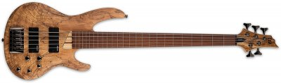 ESP LTD B-205SM FRETLESS Natural Satin