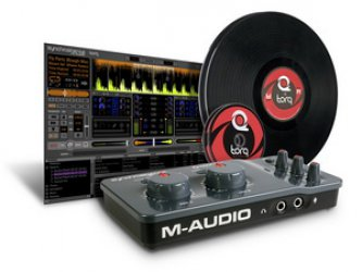 M-Audio Torq Conectiv Vinyl/CD Pack