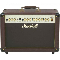 MARSHALL AS50DC LIMITED 50W 2X8'' ACOUSTIC COMBO