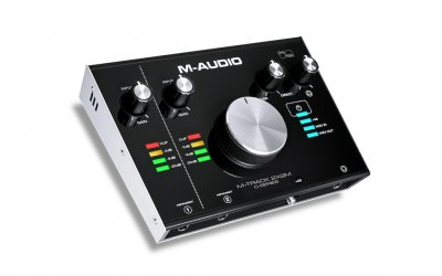 M-Audio MTrack 2X2M