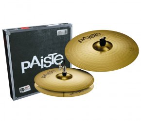 Paiste 101 Brass Essential Set